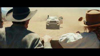 2018 Toyota Tundra TV Spot, 'The Untameables: Showdown' Featuring Don Swayze [T2] - Thumbnail 4