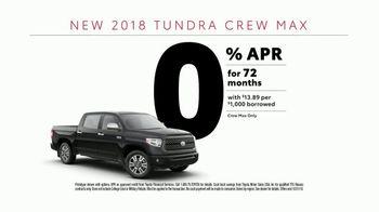 2018 Toyota Tundra TV Spot, 'The Untameables: Showdown' Featuring Don Swayze [T2] - Thumbnail 7