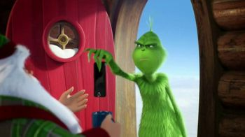 XFINITY TV Spot, 'The Grinch: Video Call'