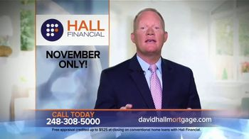 Hall Financial November Pricing Special TV Spot, 'Free Appraisal' - Thumbnail 4