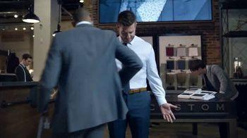 Men's Wearhouse TV Spot, 'Custom Is Comfort' Featuring Jesse Palmer - Thumbnail 4
