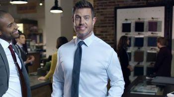 Men's Wearhouse TV Spot, 'Custom Is Comfort' Featuring Jesse Palmer - Thumbnail 5