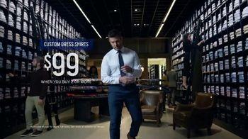 Men's Wearhouse TV Spot, 'Custom Is Comfort' Featuring Jesse Palmer - Thumbnail 8