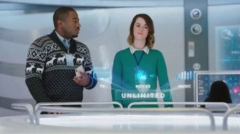AT&T Unlimited TV Spot, 'AT&T Innovations: Email' - Thumbnail 6