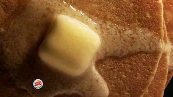 Burger King Pancakes TV Spot, 'Fluff That's More Than Enough' - Thumbnail 4