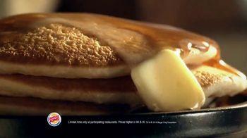 Burger King Pancakes TV Spot, 'Fluff That's More Than Enough' - Thumbnail 6