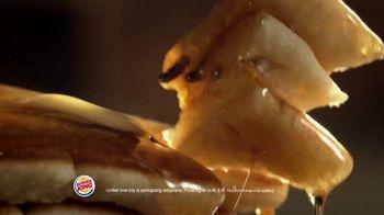 Burger King Pancakes TV Spot, 'Fluff That's More Than Enough' - Thumbnail 7
