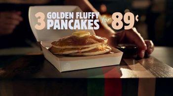 Burger King Pancakes TV Spot, 'Fluff That's More Than Enough' - Thumbnail 9