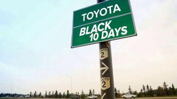 Toyota Black 10 Days TV Spot, 'Get the Message' [T2] - Thumbnail 3