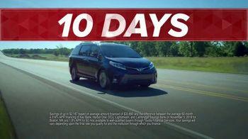 Toyota Black 10 Days TV Spot, 'Get the Message' [T2] - Thumbnail 5