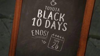 Toyota Black 10 Days TV Spot, 'Get the Message' [T2] - Thumbnail 8