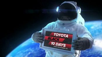 Toyota Black 10 Days TV Spot, 'Get the Message' [T2] - Thumbnail 9