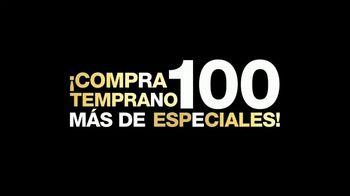 Macy's La Preventa de Black Friday TV Spot, 'Compra temprano' [Spanish]