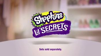 Shopkins Lil' Secrets Shoppies TV Spot, 'Disney Channel: Carry Your Best Friends' - Thumbnail 9
