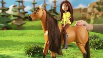Spirit Riding Free Walking Spirit and Lucky TV Spot, 'Disney Channel: Adventure' - Thumbnail 1
