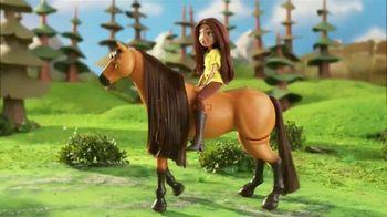 Spirit Riding Free Walking Spirit and Lucky TV Spot, 'Disney Channel: Adventure' - Thumbnail 2