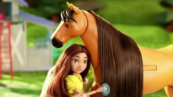 Spirit Riding Free Walking Spirit and Lucky TV Spot, 'Disney Channel: Adventure'