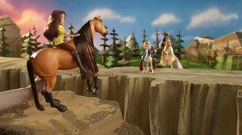 Spirit Riding Free Walking Spirit and Lucky TV Spot, 'Disney Channel: Adventure' - Thumbnail 6