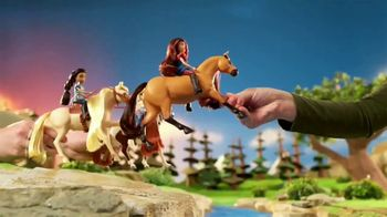Spirit Riding Free Walking Spirit and Lucky TV Spot, 'Disney Channel: Adventure' - Thumbnail 7