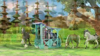 Spirit Riding Free Walking Spirit and Lucky TV Spot, 'Disney Channel: Adventure' - Thumbnail 8