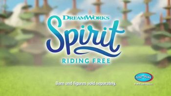 Spirit Riding Free Walking Spirit and Lucky TV Spot, 'Disney Channel: Adventure' - Thumbnail 9