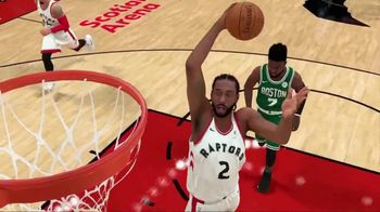 NBA 2K19 TV Spot, 'They Will Know Your Name' Song by Apashe & Panther
