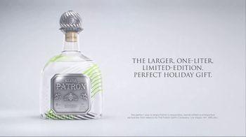 Patron Spirits Company TV Spot, 'Holiday Wrapped and Ready' - Thumbnail 8
