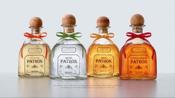 Patron Spirits Company TV Spot, 'Spend Your Holidays with the Family'