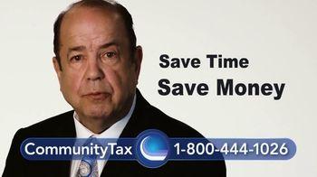 Community Tax TV Spot, 'Back Taxes: Resolutions' - Thumbnail 4