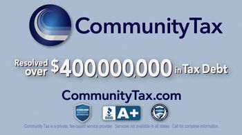 Community Tax TV Spot, 'Back Taxes: Resolutions' - Thumbnail 6