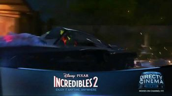 DIRECTV Cinema TV Spot, 'Incredibles 2' - Thumbnail 5