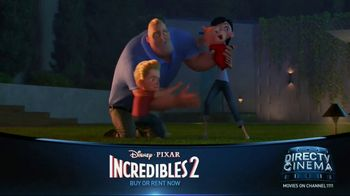 DIRECTV Cinema TV Spot, 'Incredibles 2' - Thumbnail 6