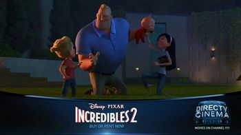 DIRECTV Cinema TV Spot, 'Incredibles 2' - Thumbnail 7