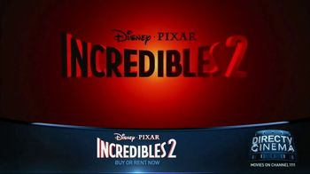 DIRECTV Cinema TV Spot, 'Incredibles 2' - Thumbnail 8