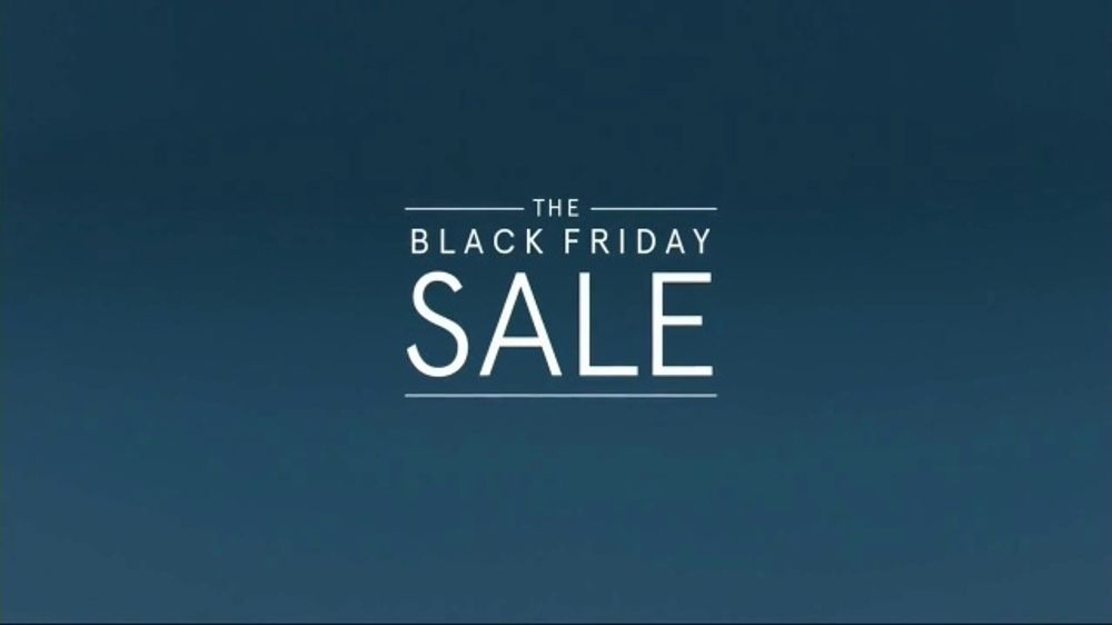 Zales Black Friday Sale Tv Commercial Steals Deals And