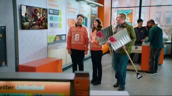 Boost Mobile TV Spot, 'A Switchmas Miracle' - Thumbnail 1