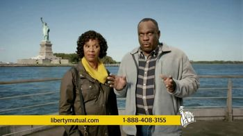 Liberty Mutual Accident Forgiveness TV Spot, 'Grudges: Home and Auto' - 1646 commercial airings