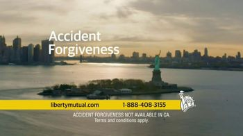 Liberty Mutual Accident Forgiveness TV Spot, 'Grudges: Home and Auto' - Thumbnail 4