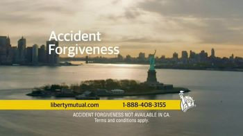Liberty Mutual Accident Forgiveness TV Spot, 'Grudges: Home and Auto' - Thumbnail 5