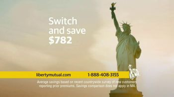 Liberty Mutual Accident Forgiveness TV Spot, 'Grudges: Home and Auto' - Thumbnail 6