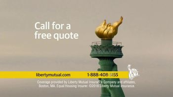 Liberty Mutual Accident Forgiveness TV Spot, 'Grudges: Home and Auto' - Thumbnail 8