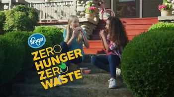 The Kroger Company TV Spot, 'Zero Waste'