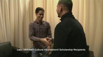 Pepsi TV Spot, 'Recipientes de la beca Latin Grammy Cultural Foundation' con J Balvin [Spanish] - Thumbnail 3