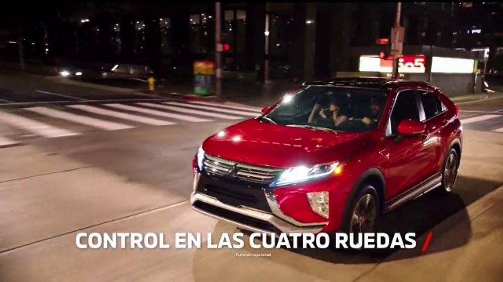 Mitsubishi A??o Nuevo Auto Nuevo Venta de Fin de Temporada TV Commercial, 'Todo lo que te importa' [