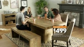 Ashley HomeStore Pre-Black Friday Sale TV Spot, 'This Weekend Only' - Thumbnail 6