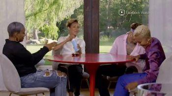Facebook Watch TV Spot, 'Red Table Talk Returns'