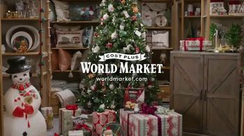Cost Plus World Market TV Spot, 'Holidays: Holiday Treats for Everyone' Song by Jessie J - Thumbnail 2