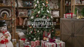 Cost Plus World Market TV Spot, 'Holidays: Holiday Treats for Everyone' Song by Jessie J - Thumbnail 3
