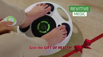 Revitive Medic TV Spot, 'Holidays: Aches & Pains'