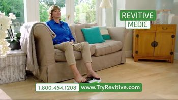 Revitive Medic TV Spot, '2018 Holidays: Aches & Pains'